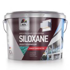 Краска фасадная Dufa Siloxane База 1 10 л