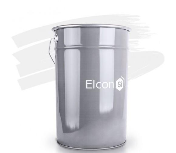 Эмаль Термостойкая  Elcon белая 25кг
