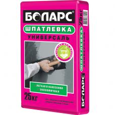 Шпатлевка цементная Боларс Универсаль 25 кг